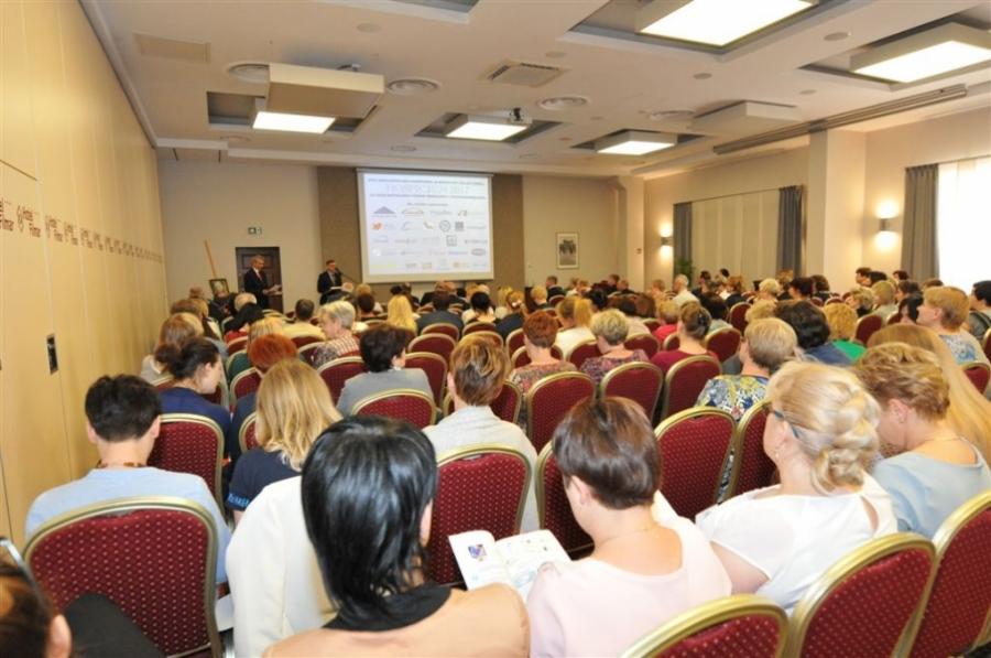 Ogólnopolska Konferencja Medycyny Paliatywnej HOSPICJUM 2018